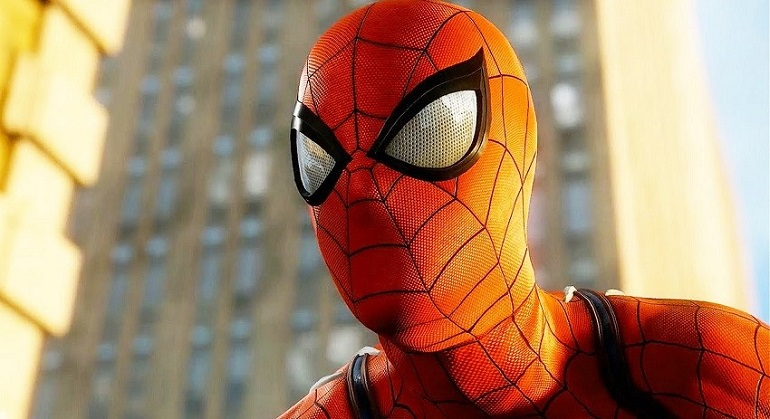 Marvel's Spider-Man представлена на выставке Е3 2018