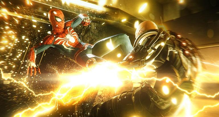 Сони представила тизер Marvel's Spider-Man