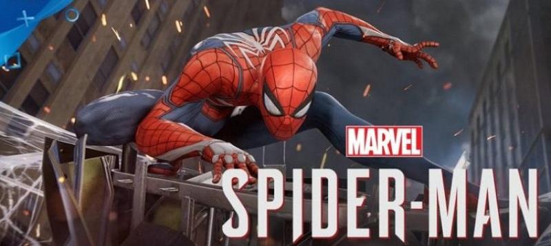 Первые скриншоты геймплейного ролика Marvel's Spider-Man от Sony