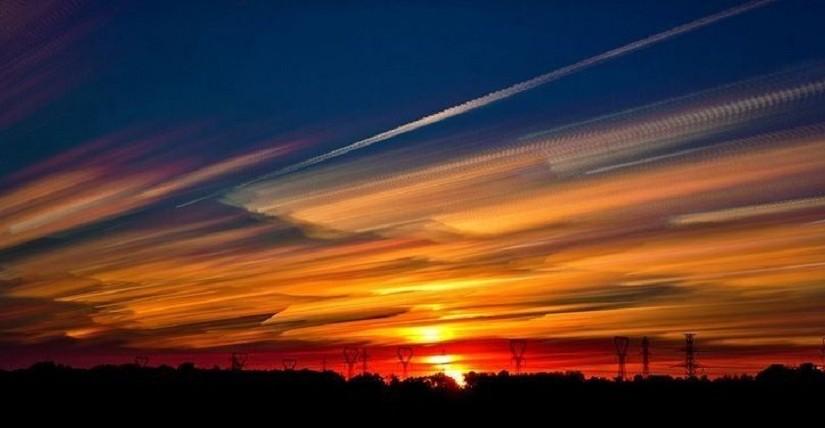 Удивительное небо на фотографиях канадского мастера
