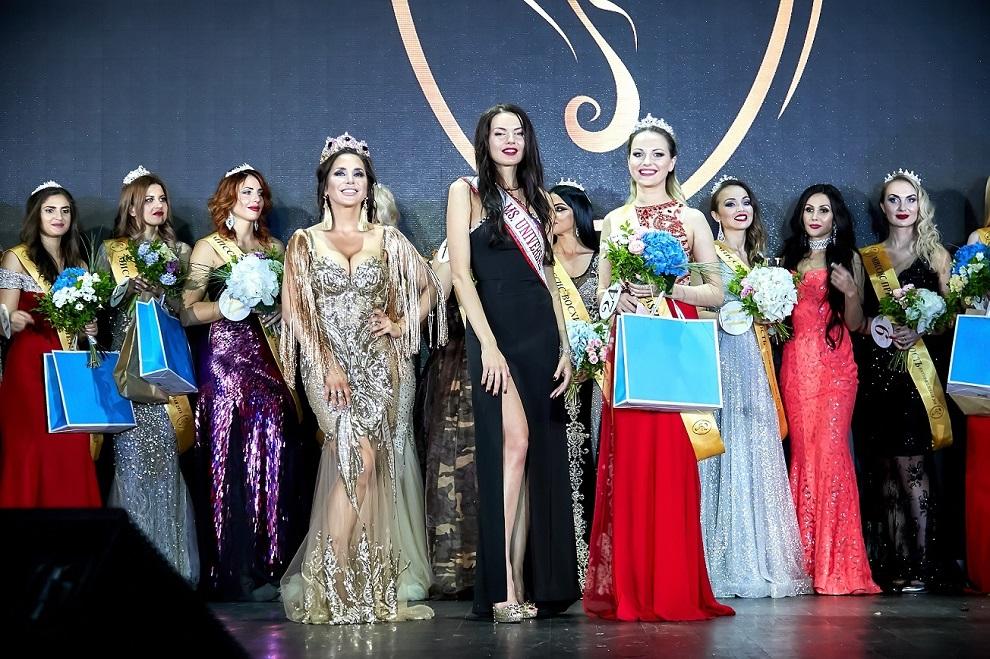 Победительнице конкурса Миссис Россия-Вселенная стала Юлия Школенко