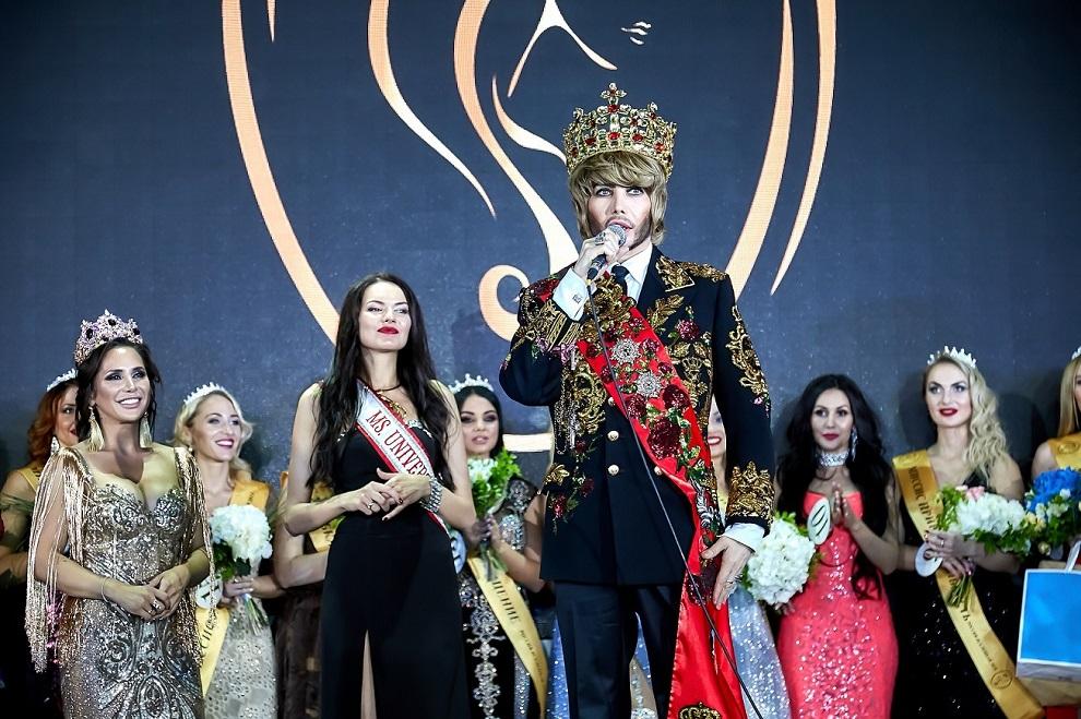 Сергей Зверев был в составе жюри Миссис Россия-Вселенная