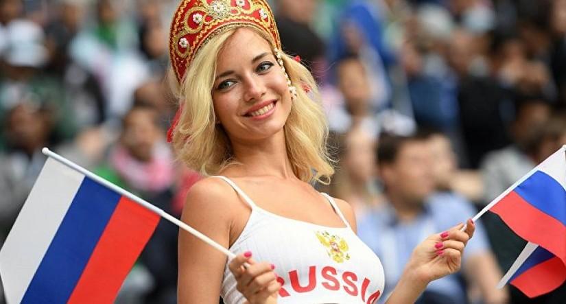 Наталья Немчинова — самая красивая болельщица ЧМ — 2018: фото