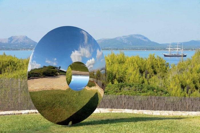 Сферические скульптуры