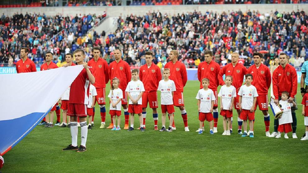 Первый матч ЧМ -201 прошёл в пользу России