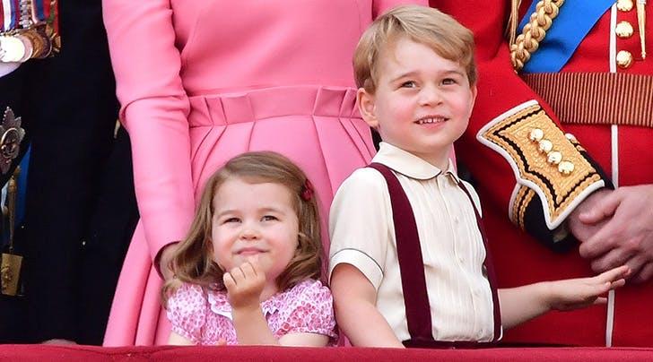 Наследники британского престола