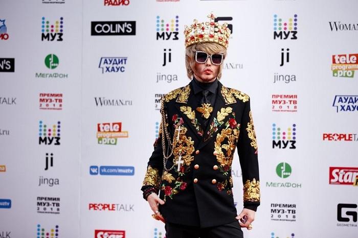 Король поп-музыки Сергей Зверев