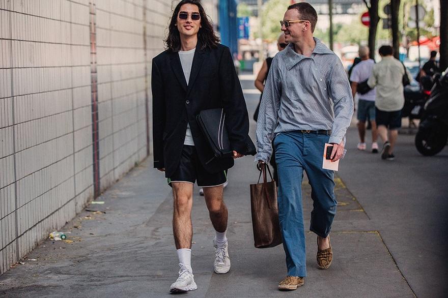 Уличная мода Парижа-01