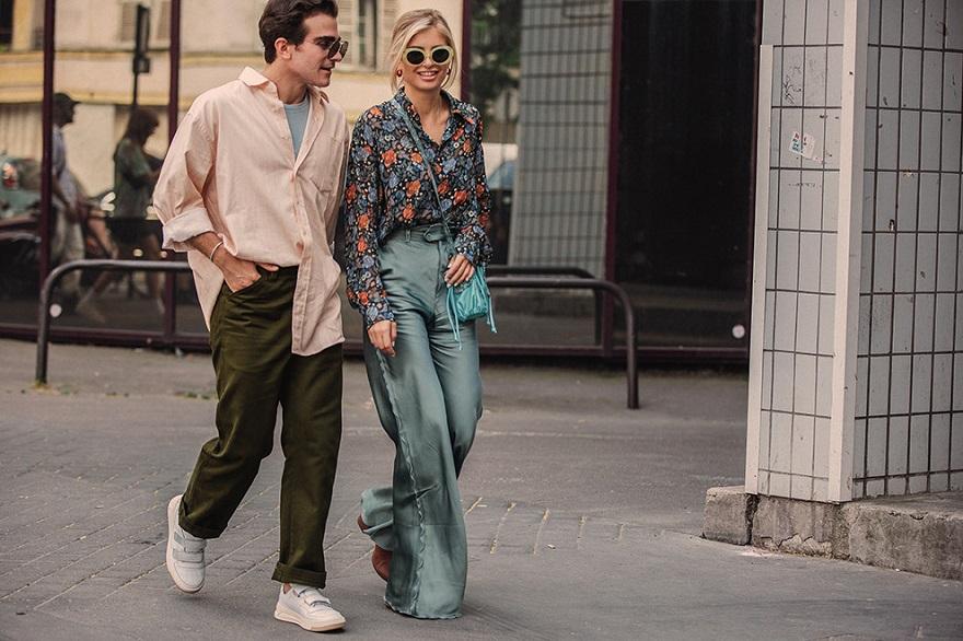 Уличная мода Парижа-02