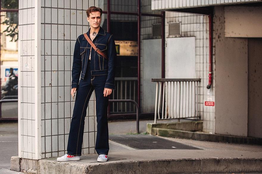 Уличная мода Парижа-03