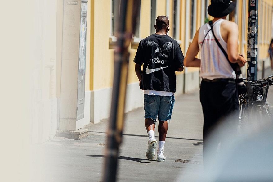 Уличный стиль Милана 2018-03