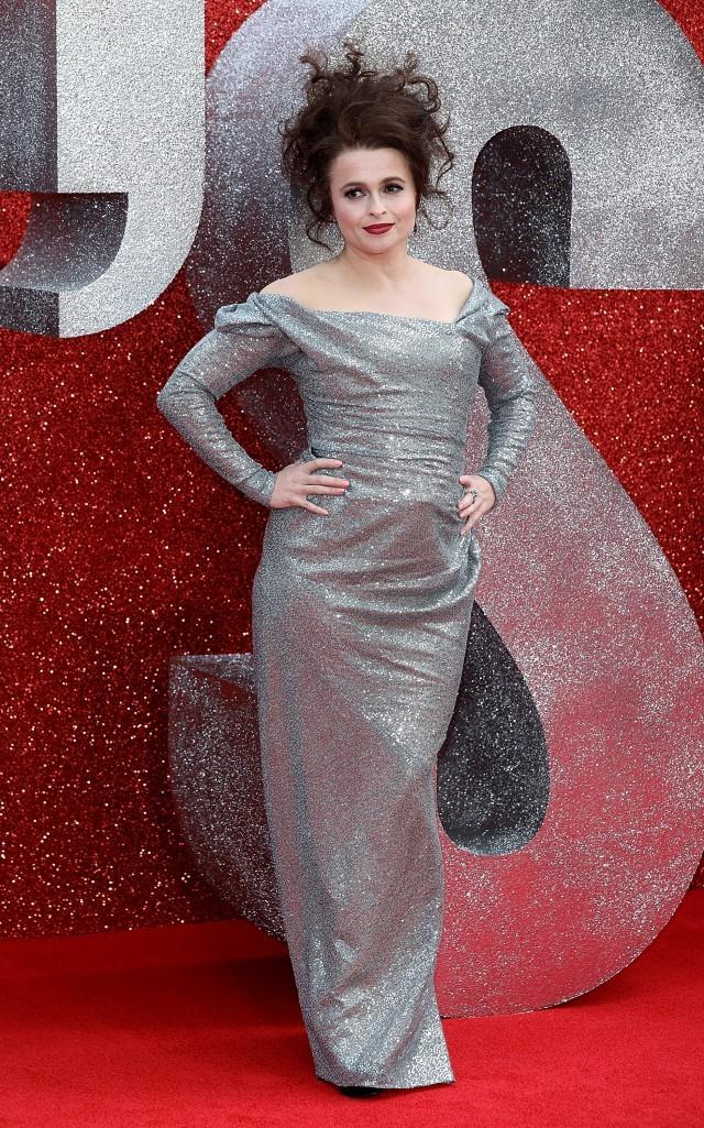 Хелена Бонем Картер осталась верной своему любимому бренду Vivienne Westwood