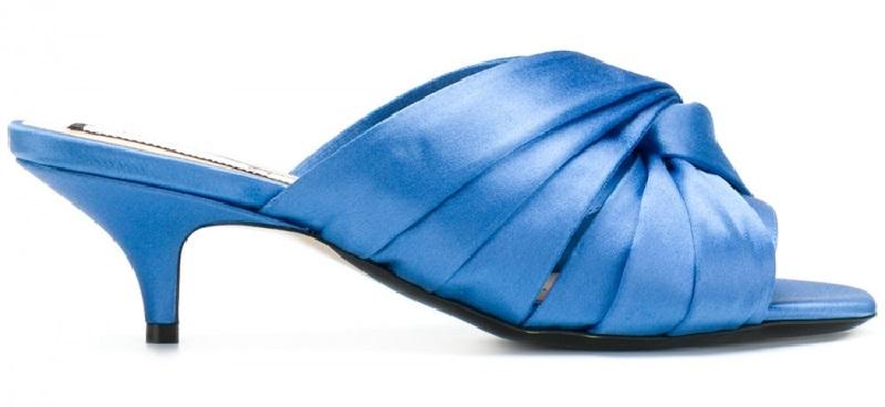 обувь сатиновая н-21
