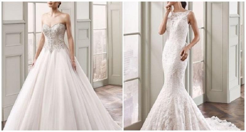 15 совершенно уникальных свадебных платьев: тренды 2018