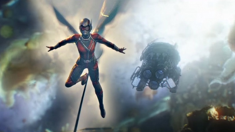 Человек-муравей и Оса-02