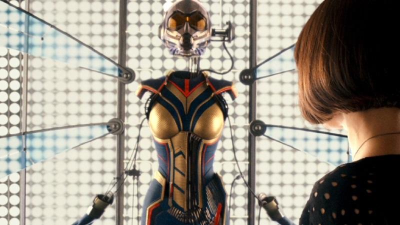 Человек-муравей и Оса-05