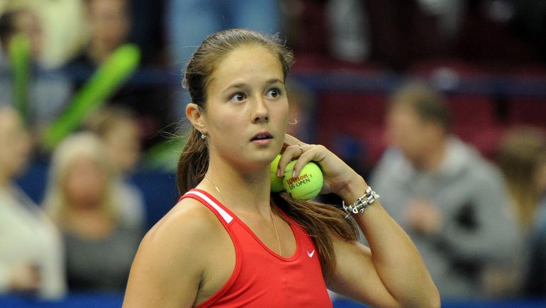 Дарья Касаткина - первая ракетка РФ