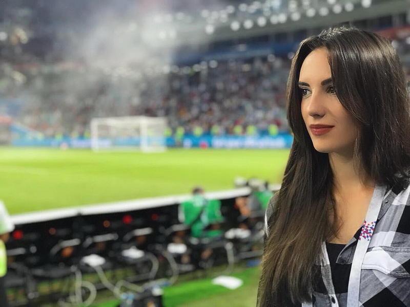 Футбольные болельщицы 2018-01