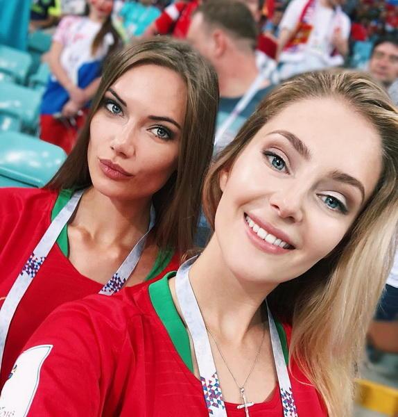 Футбольные болельщицы 2018-02