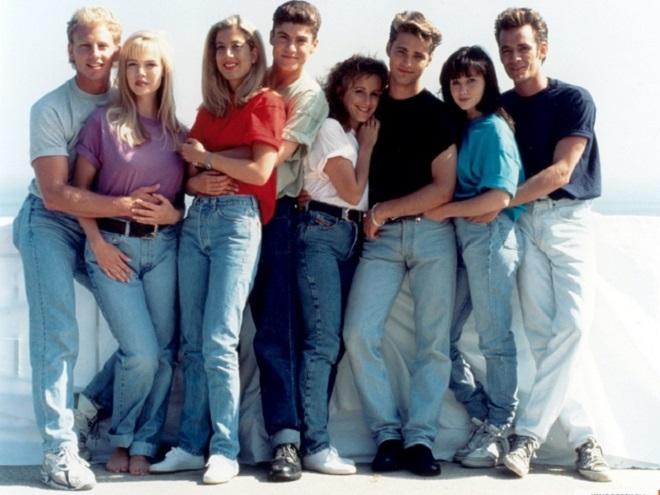 Герои сериала Беверли-Хиллз 90210