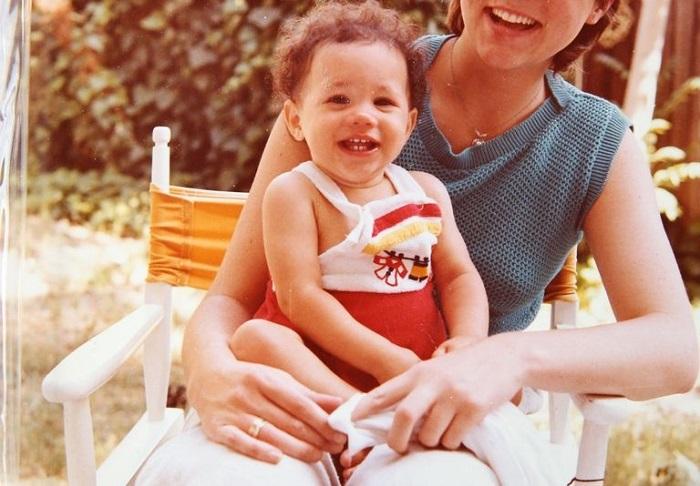 Меган Маркл: детские фото