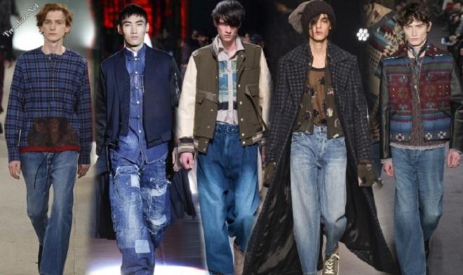 Модные джинсы в стиле 90-х-04