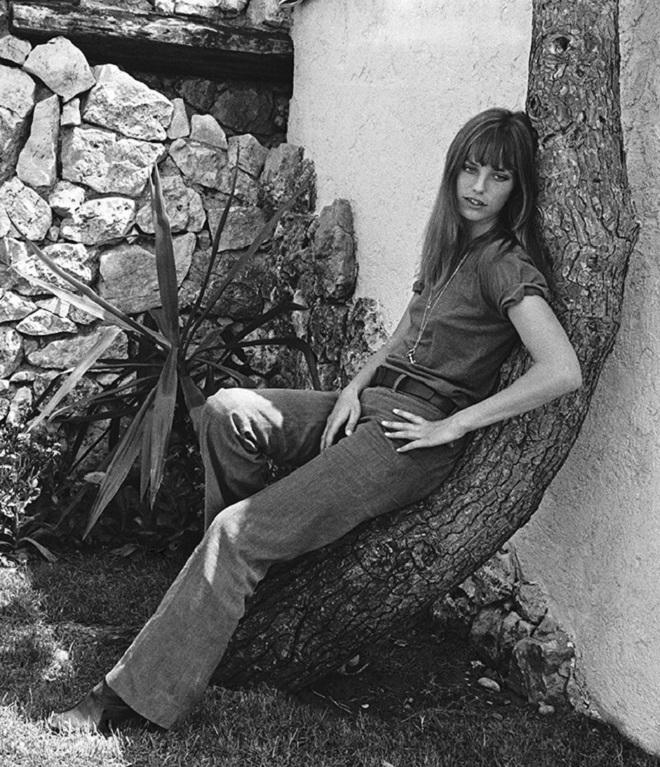 Jane Birkin in 1970.
