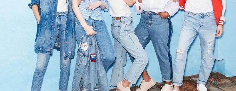 Переворот в джинсовой моде: назад в 90-е