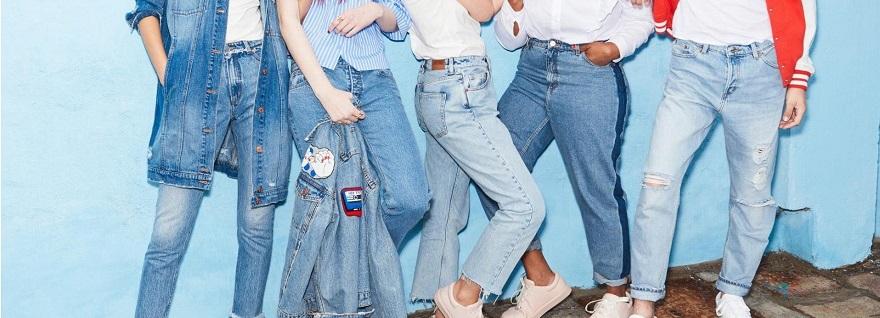 Модные джинсы в стиле 90-х-07