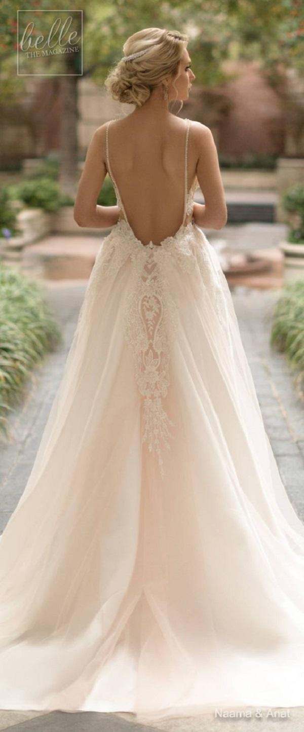 Модные свадебные платья 2018-06