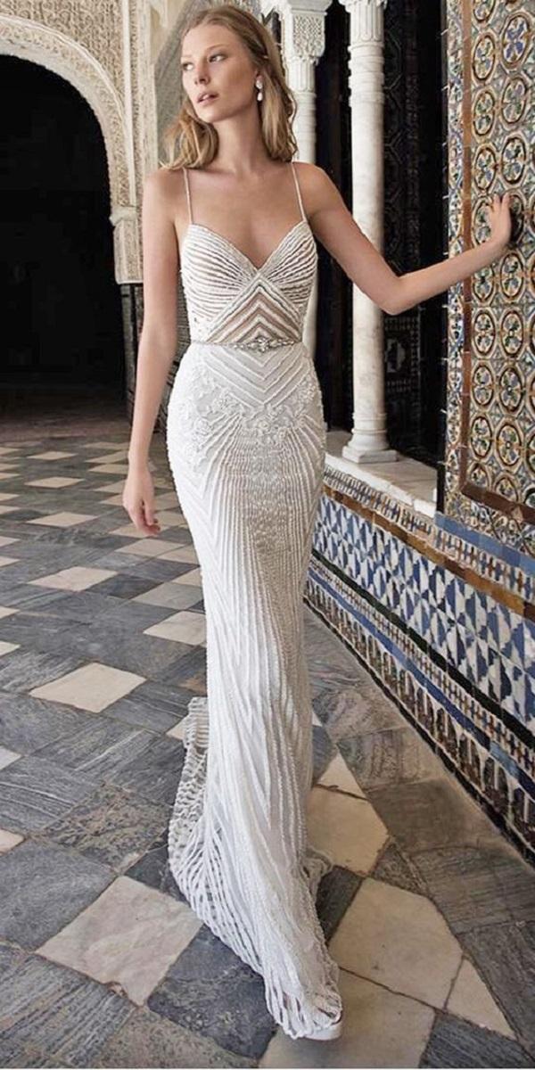 Модные свадебные платья 2018-09