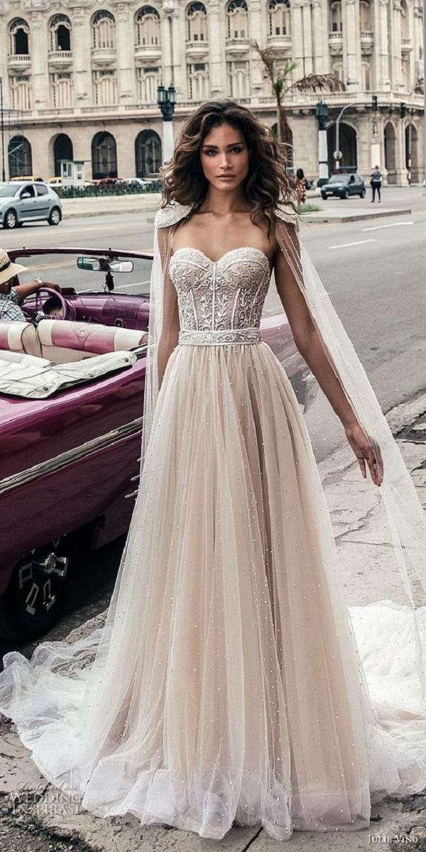 Модные свадебные платья 2018-12