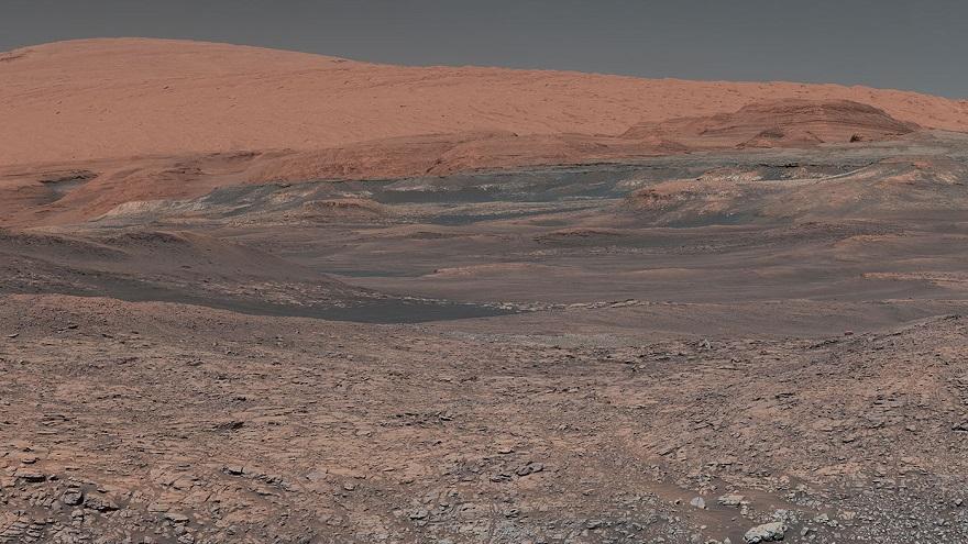 Фото Марса на поверхности