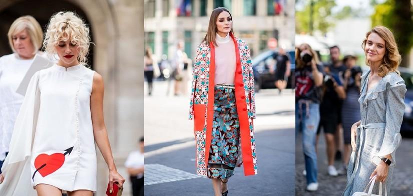 Уличный стиль знаменитостей на Неделе высокой моды в Париже: лучшие фото