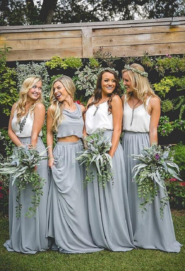 Платья подружек невесты-10