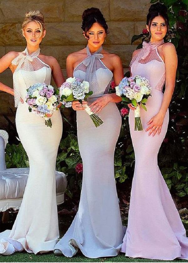 Платья подружек невесты-13