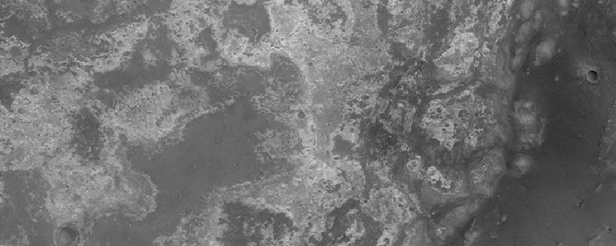 Фото из поверхности Марса