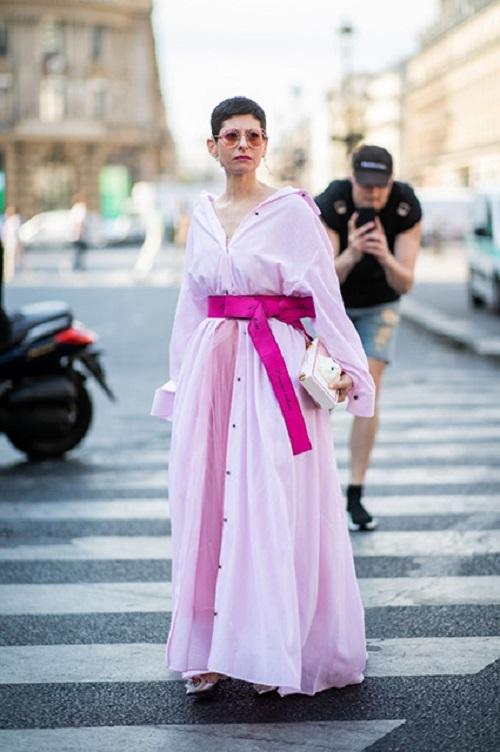 Стрит-стайл Парижской недели моды-02