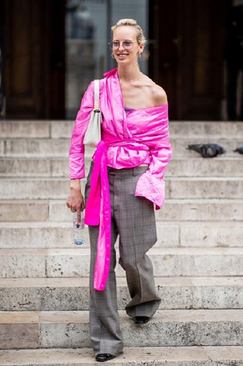 Стрит-стайл Парижской недели моды-03