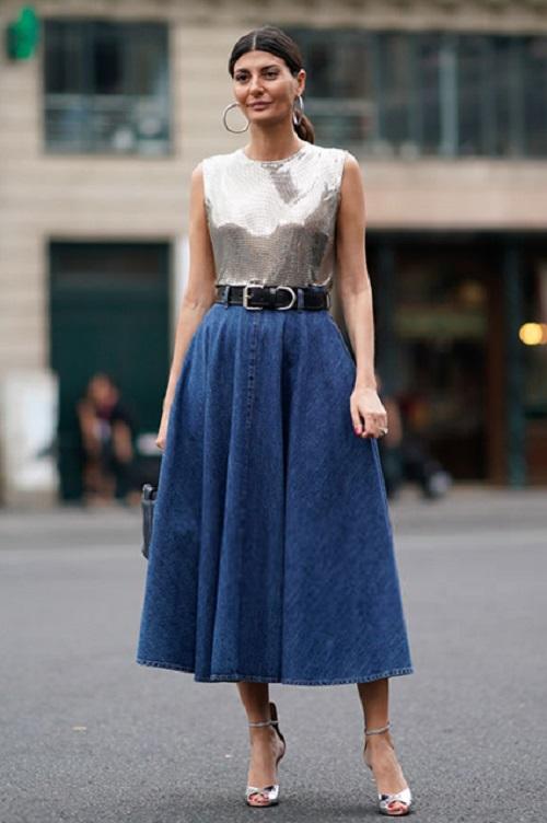 Стрит-стайл Парижской недели моды-07
