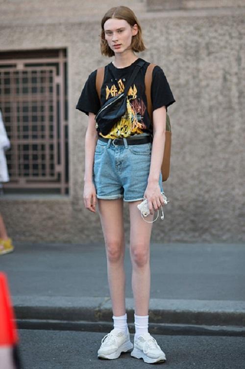Стрит-стайл Парижской недели моды-08