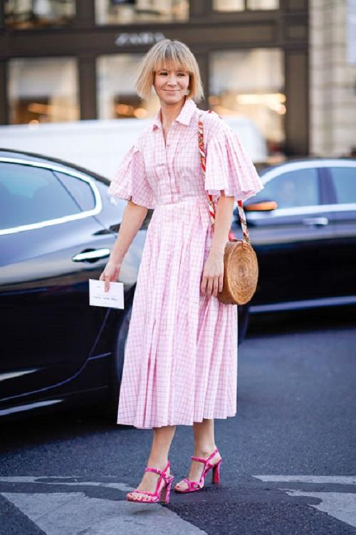 Стрит-стайл Парижской недели моды-13
