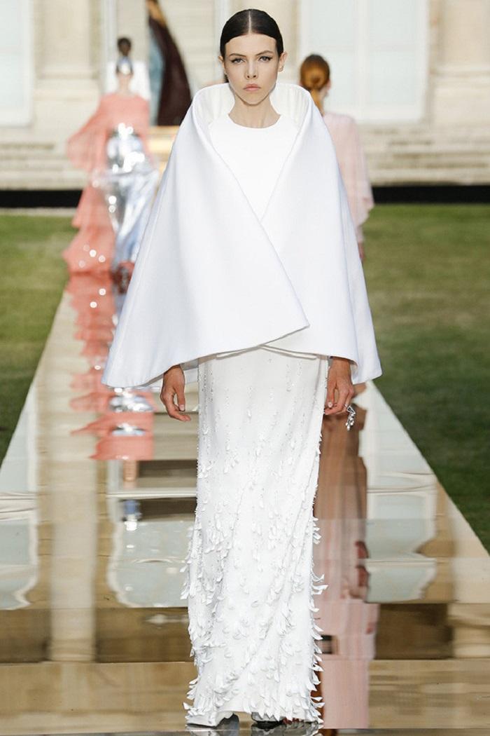 Свадебное платье от Givenchy Couture