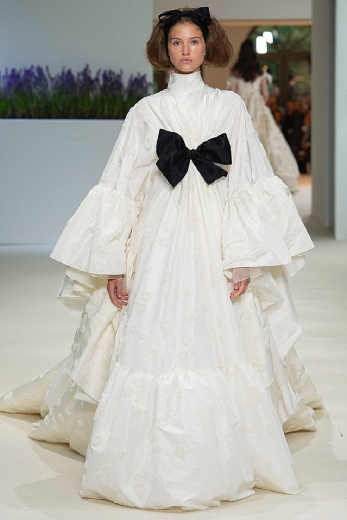 Свадебное платье отGiambattista Valli Couture
