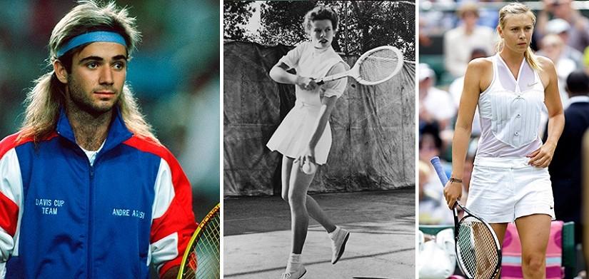 Эволюция теннисной моды за 100 лет: фото