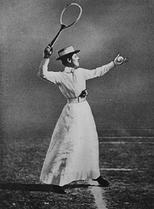 Мюриэль Робб, победительница Уимблдона 1902 года