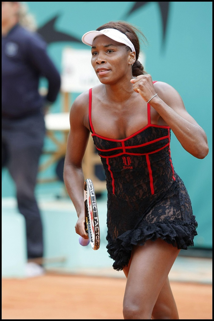 VENUS WILLIAMS (USA) - ROLAND GARROS 2010