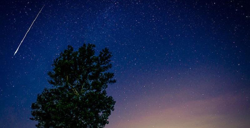 Звездопад Ариетиды: описание, фото