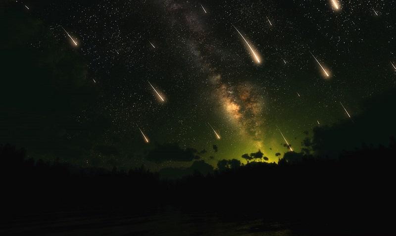 Звездопад Геминиды: самые красивые фото