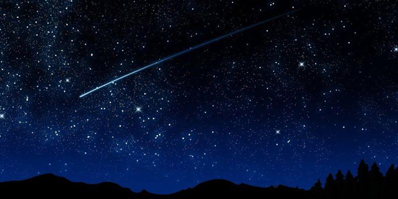 Звездопад Квадрантиды: фото, описание